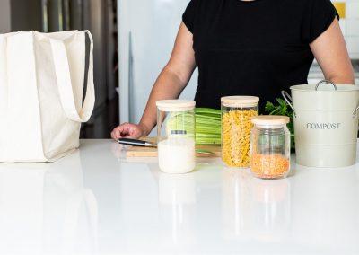 7 Ways to reduce waste in your kitchen