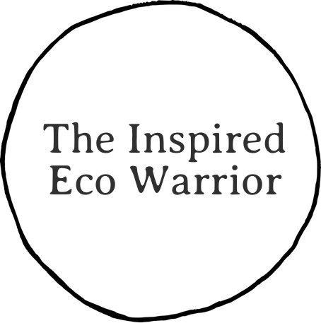the inspired eco warrior logo