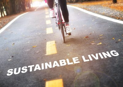 There's no such thing as being perfect to embrace sustainable living