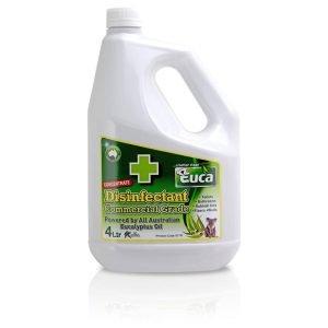 Euca Disinfectant – Natural, Commercial Grade