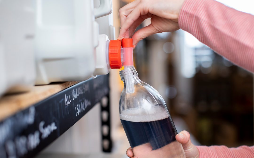 Why it is so important to reuse and refill and how to start doing it today